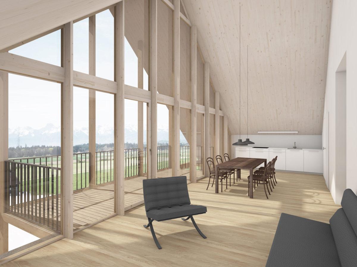 Dällenbach Ewald Architekten AG - Studienauftrag Neubau ...